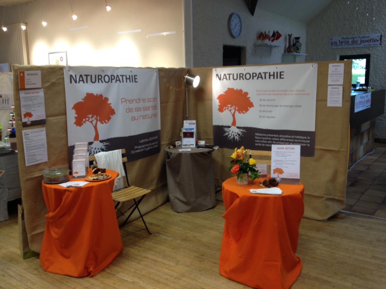 Salon du Bien-Être de Mauchamps - 2014
