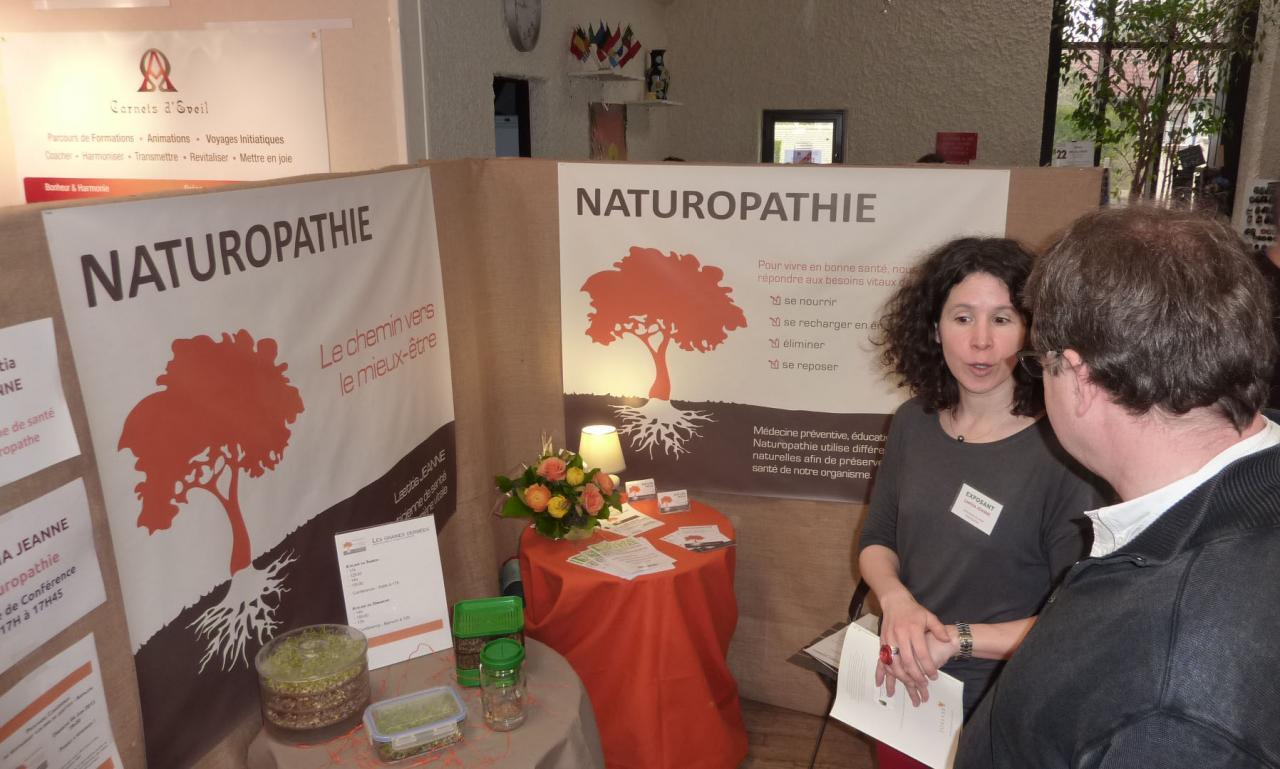 Salon du Bien-Être de Mauchamps - 2013